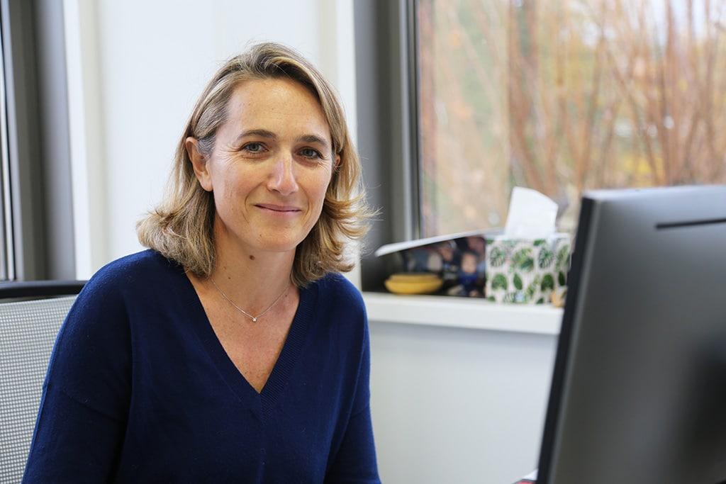 Agnès Venet, CFO, IC'Alps